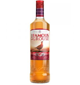 The Famous Grouse Port Wood Finish 0,70LTR