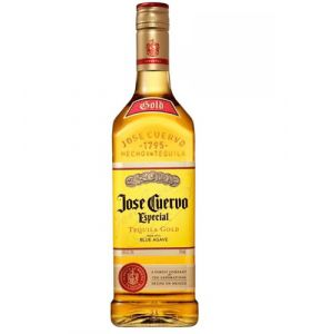 Jose Cuervo Especial Tequila Gold 1l
