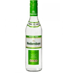 Moskovskaya Vodka 1LTR