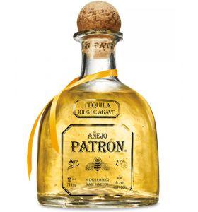 patron tequila anejo