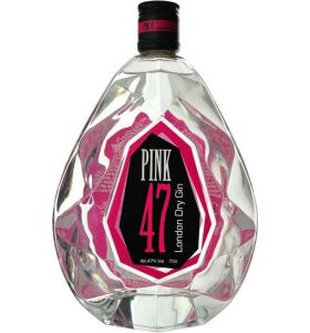 Pink 47 London Dry Gin 0,70LTR