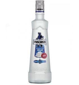 Puschkin Whipped Cream 0,70LTR