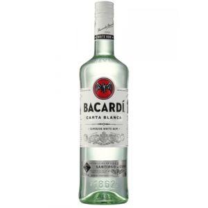 Bacardi Carta Blanca witte rum 70cl