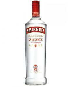 Smirnoff Red Vodka 0,70LTR