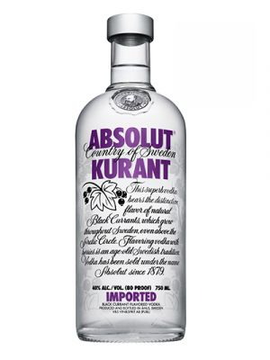 Absolut Vodka Kurant 0,70LTR