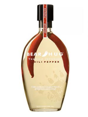 Bear Hug Chili Pepper Tequila 1LTR