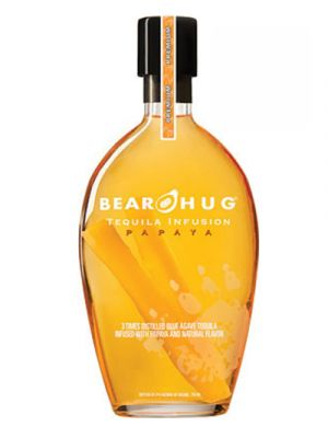 Bear Hug Papaya Tequila 1LTR
