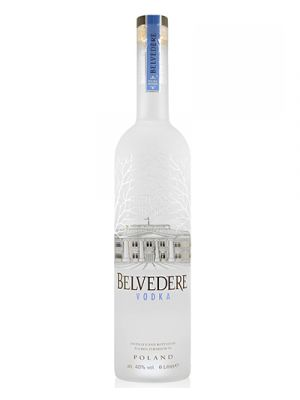 Belvedere Vodka 6LTR