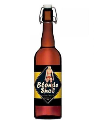 Blonde Snol Bier 0,75LTR