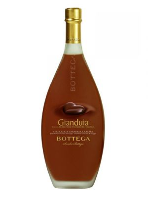 Bottega Gianduia Crema 0,50LTR