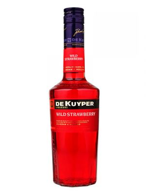 De Kuyper Wild Strawberry 0,70LTR