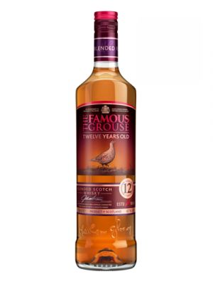 The Famous Grouse 12YO 0,70LTR