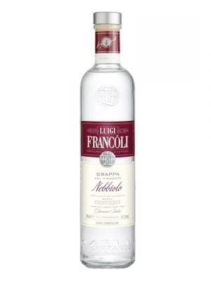Francoli  Grappa Nebbiolo 0,70LTR