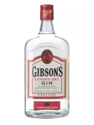 Gibson's London Dry Gin 0,70LTR