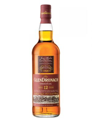 Glendronach 12 years Original 0,70LTR