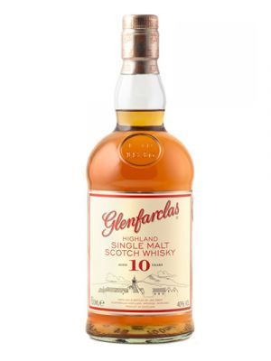 Glenfarclas 10 years Single Malt 0,70LTR