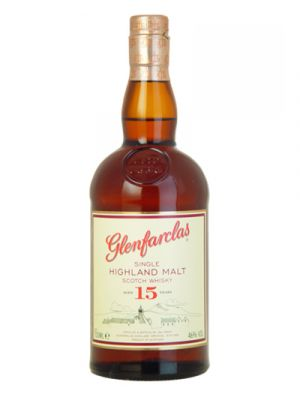 Glenfarclas 15 years Single Malt 0,70LTR