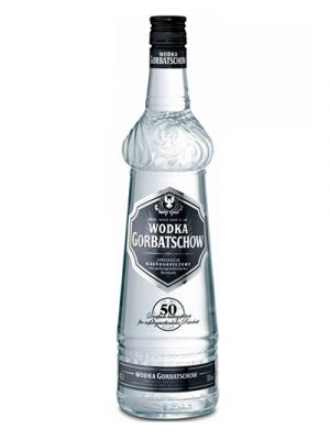 Gorbatschow Black Vodka 0,70LTR