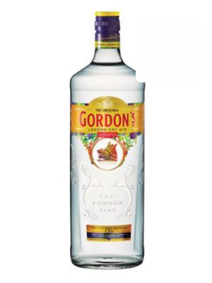 Gordon's London Dry Gin 1LTR