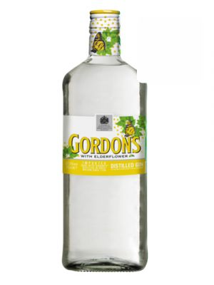 Gordon's Elderflower Gin 0,70LTR