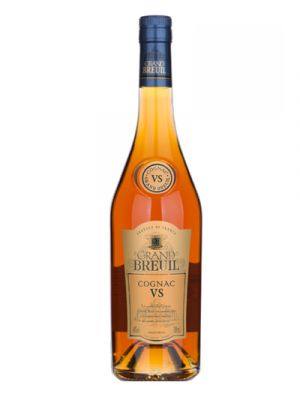 Grand Breuil VS Cognac 0,70LTR