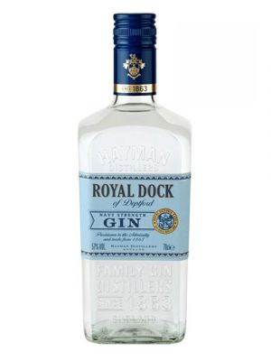 Hayman's Royal Dock Navy Gin 0,70LTR