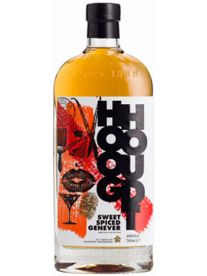 Hooghoudt Sweet Spiced Genever 0,70LTR
