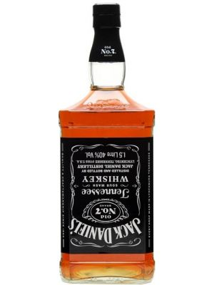 Jack Daniels Tennessee Whiskey 1,5 Liter