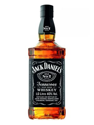 Jack Daniels Tennessee Whiskey 1 Liter