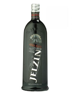 Jelzin Black Vodka 0,70LTR