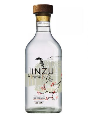 Jinzu British Gin 0,70LTR