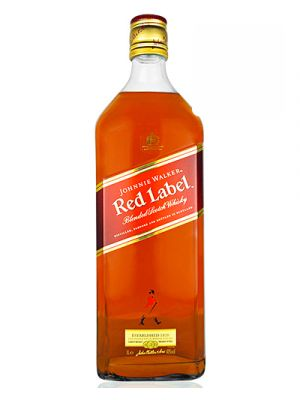 Johnnie Walker Red Label 3LTR
