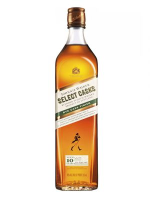Johnnie Walker Select Casks Rye Cask 0,70LTR