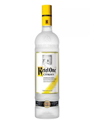 Ketel One Vodka Citroen 1LTR