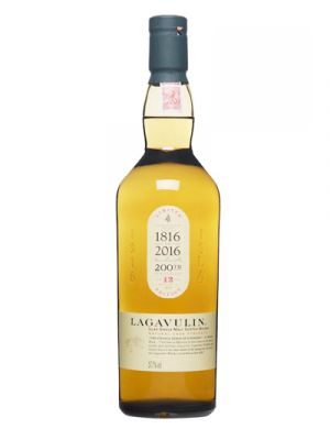 Lagavulin 12YO Whisky 0,70LTR
