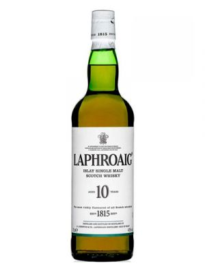 Laphroaig 10 years Single Malt