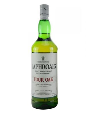 Laphroaig Four Oak Whisky 1LTR
