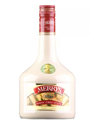 Merry's White Chocolate Cream 0,35LTR