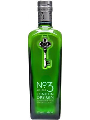 No.3 London Dry Gin 0,70LTR