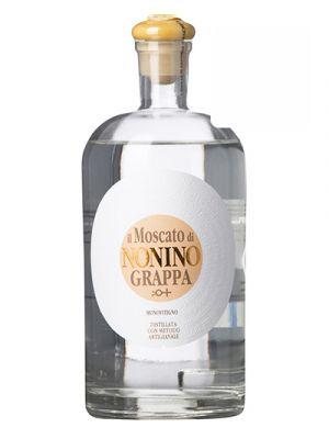 Nonino Grappa Moscato 0,70LTR