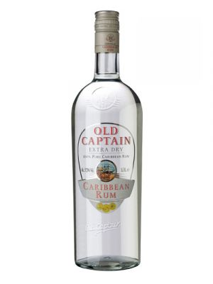 Old Captain Carribean White