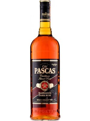 Old Pascas Dark Rum 0,70LTR