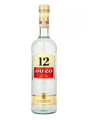 Ouzo 12 1LTR