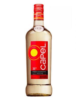 Pisco Capel 0,70LTR