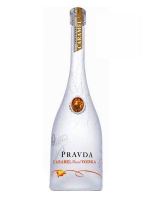 Pravda Caramel Vodka 0,70LTR