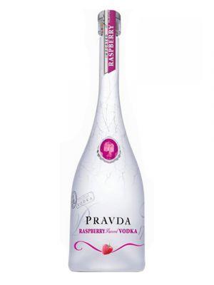 Pravda Raspberry Vodka 0,70LTR