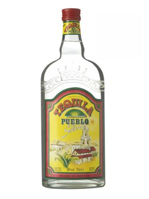 Pueblo Silver Tequila 0,70LTR