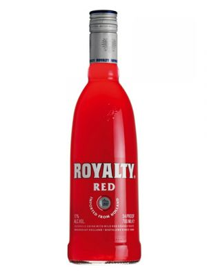 Royalty Red Vodka 0,70LTR