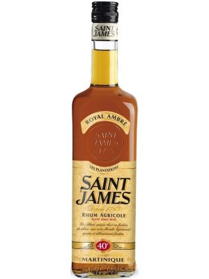 Saint James Royal Ambre Rhum Agricole