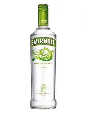 Smirnoff Green Apple 0,70LTR